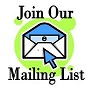 Join Our Mailing List half