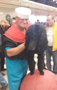 Popeye and Poodle
